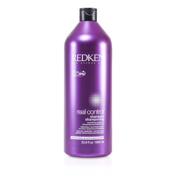 Redken Real Control Nourishing Repair Shampoo (For Dense/ Dry/ Sensitized Hair)  1000ml/33oz