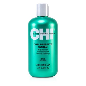 CHICurl Preserve System Treatment 300ml/12oz