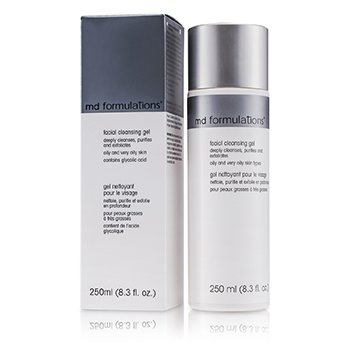 MD FormulationsFacial Cleansing Gel 250ml/8.3oz