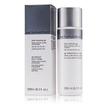 MD Formulations Facial Cleansing Gel  250ml/8.3oz
