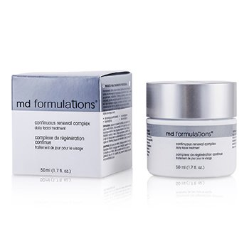 MD FormulationsContinuous Renewal Complex 50ml/1.7oz
