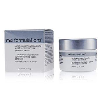 MD Formulations Continuous Renewal Complex Sensitive Skin Formula  30ml/1oz