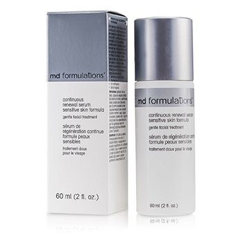 MD Formulations Continuous Renewal Serum Sensitive Skin Formula  60ml/2oz