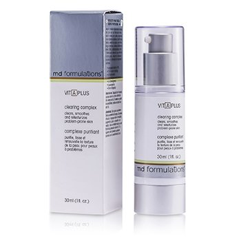 MD Formulations Vit-A-Plus Clearing Complex  30ml/1oz