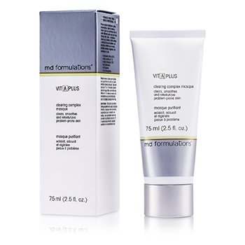 MD Formulations Vit-A-Plus Clearing Complex Masque 75ml/2.5oz