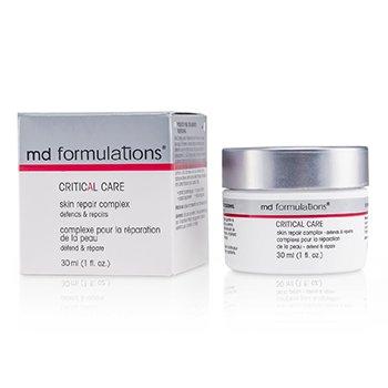 MD Formulations Critical Care Complejo Reparador de la Piel  30ml/1oz