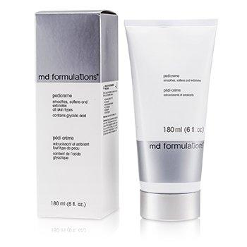 MD Formulations Pedicreme  180ml/6oz