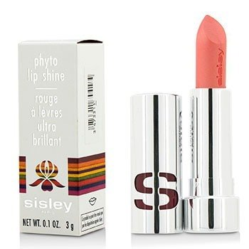 Sisley-Phyto Lip Shine Ultra Shining Lipstick - # 7 Sheer Peach