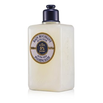 L'OccitaneEspuma de banho Manteiga de Carite Ultra Rich Foaming Bath 500ml/16.8oz