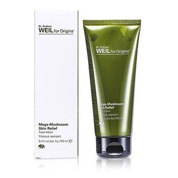 OriginsPlantidote Mega-Mushroom Skin-Calming Face Mask 100ml/3.4oz