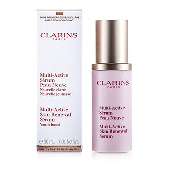 ClarinsMulti-Active Skin Renewal Serum 30ml/1.04oz