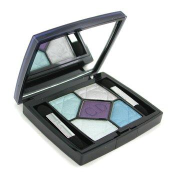 Christian Dior-5 Color Iridescent Eyeshadow - No. 259 Electric Lights