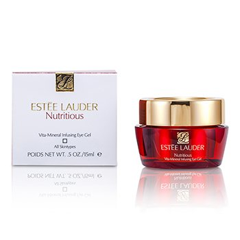 Estee Lauder Nutritious Vita-Mineral Infusing Eye Gel  15ml/0.5oz