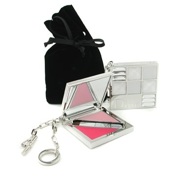 Christian Dior-Dior Cristal Shine Lipbalm & Gloss Jewel ( Limited Edition ) - # 002 Cristal Pink