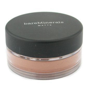 Bare Escentuals-BareMinerals Matte SPF15 Foundation - Medium Dark ( 4N )