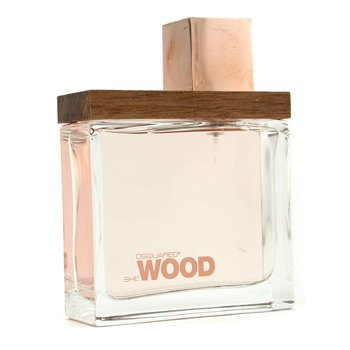 Dsquared2 She Wood Eau De Parfum Spray  100ml/3.4oz