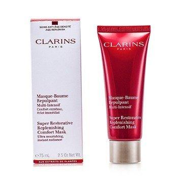ClarinsSuper Restorative Replenishing Comfort Mask 75ml/2.5oz