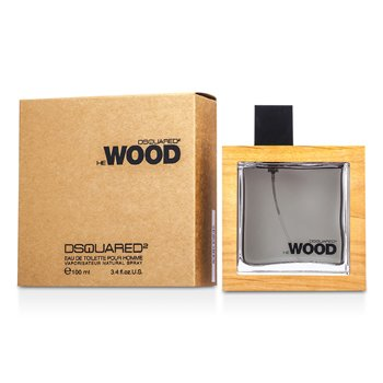Dsquared2He Wood Eau De Toilette Spray 100ml/3.4oz