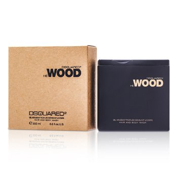 Dsquared2He Wood Hair & Body Wash 200ml/6.8oz