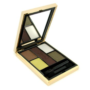 Yves Saint Laurent-Ombres 5 Lumieres ( 5 Colour Harmony for Eyes ) - No. 07 Bronze Gold