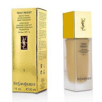 Yves Saint LaurentTeint Resist Long Wear Transfer Resistant Base MaquillajeSPF10 ( Oil Free )30ml/1oz