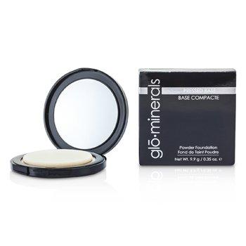 GloPressed Base (Powder Foundation) - Golden Dark GloMinerals GloPressed Base (Powder Foundation) - Golden Dark 9.9g/0.35oz