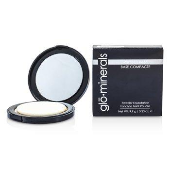 GloMinerals-GloPressed Base ( Powder Foundation ) - Honey Light