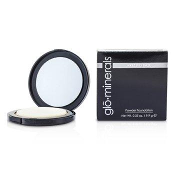 GloMinerals-GloPressed Base ( Powder Foundation ) - Honey Dark