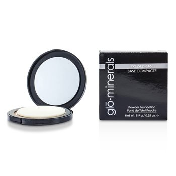 GloMinerals-GloPressed Base ( Powder Foundation ) - Natural Dark