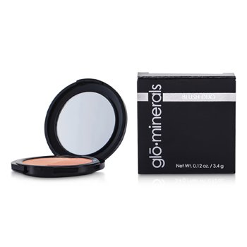 GloMinerals-GloBlush Duo - Terra Cotta