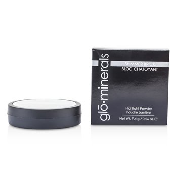 GloMineralsGloShimmer Brick (Highlight Powder) - Gleam 7.4g/0.26oz