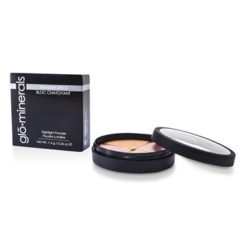 Image of GloMinerals GloShimmer Brick (Highlight Powder) - Luster 7.4g/0.26oz