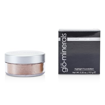 GloMinerals-GloDust 24K ( Highlight Powder ) - Gold