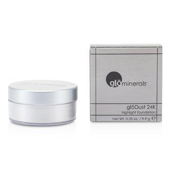 GloMinerals-GloDust 24K ( Highlight Powder ) - Silver