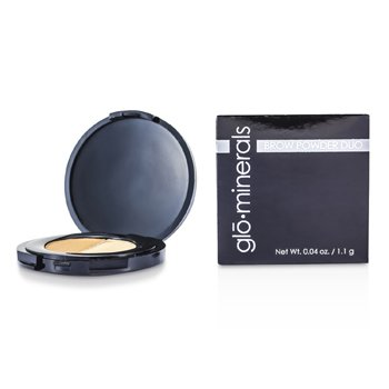 GloMinerals-GloBrow Powder Duo - Blonde