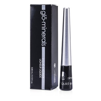 GloMineralsGloLiquid Eye Liner - Coal 3.84ml/0.13oz