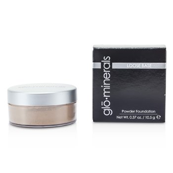 GloMinerals-GloLoose Base ( Powder Foundation ) - Golden Medium