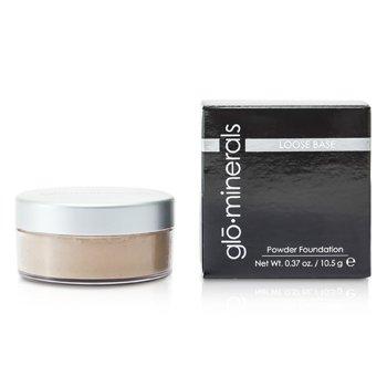 GloMinerals-GloLoose Base ( Powder Foundation ) - Golden Dark