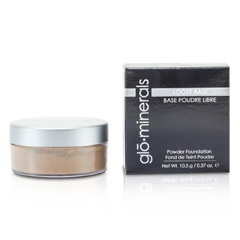 GloMinerals GloLoose Base (Powder Foundation) – Honey Light 10.5g/0.37oz