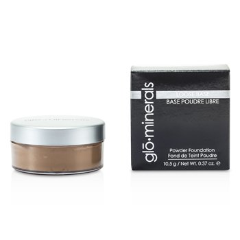 GloMinerals-GloLoose Base ( Powder Foundation ) - Honey Medium