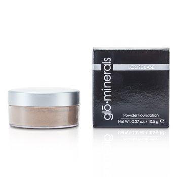 GloMinerals-GloLoose Base ( Powder Foundation ) - Natural Medium