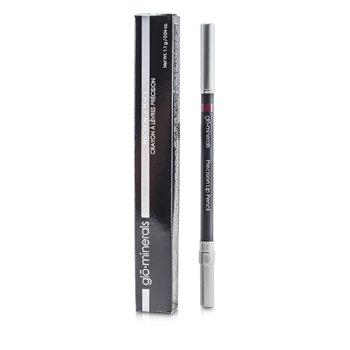 GloMinerals-GloPrecision Lip Pencil - Vino