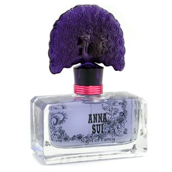 Anna Sui Night Of Fancy Eau De Toilette Spray  75ml/2.5oz