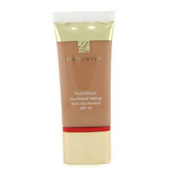 Estee Lauder-Nutritious Vita Mineral Makeup SPF 10 - # Intensity 4.0