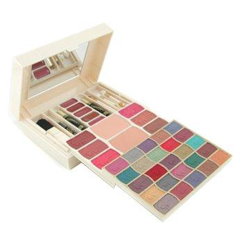 Cameleon-Velvet Touch MakeUp Palette GG220: ( 2x Face Powder, 6x Blush, 25x E/Shadow, 2x Mascara, 1x E/Pencil, 5x L/Gloss..... )