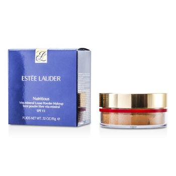 Estee LauderNutritious Vita Mineral Loose Powder Makeup SPF 1515g/0.52oz