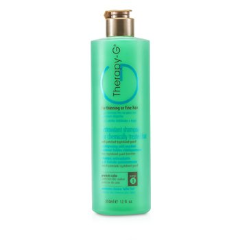 Therapy-g Antioxidant Shampoo Step 1 (For Thinning or Fine Hair/ For Chemically Treated Hair)  350ml/12oz