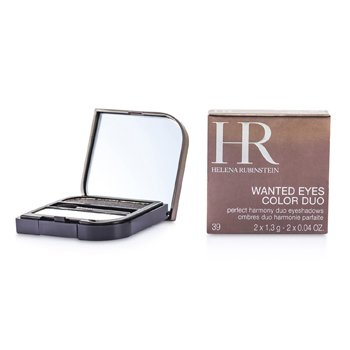 Helena Rubinstein-Wanted Eyes Color Duo - No. 39 Black Onyx & Moon Stone