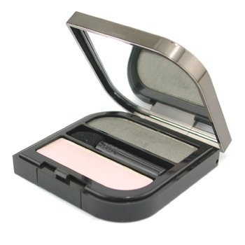 Helena Rubinstein-Wanted Eyes Color Duo - No. 44 Silver Grove & Cherry Blossom