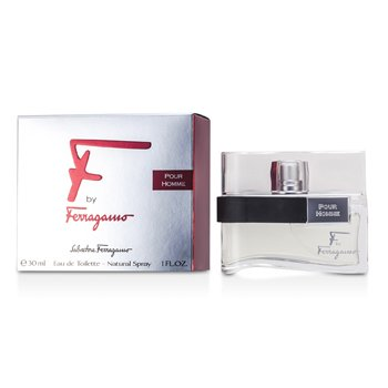 Salvatore FerragamoF Pour Homme Eau De Toilette Spray 30ml/1oz